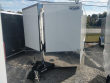 2020 CONTINENTAL CARGO NS8520TA3, 8.5X20 FT. ENCLOSED TRAILER, TANDEM AXLE, 9.9K RATED