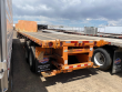2013 GREAT DANE 36' STEEL FLATBED WITH FORKLIFT KIT, MOFFET & PRIN FLATBED TRAILER, FLAT DECK TRAILER