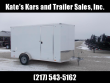 2020 PACE AMERICAN 6X12 ALUMINUM EXTRA TALL TRAILER CARGO TRAILER