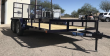 2020 TOP HAT TRAILERS 83X14 EA T/A UTILITY TRAILER