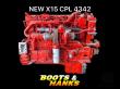 CUMMINS X15 COMPLETE ENGINE