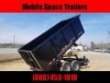 """DOWN 2 EARTH TRAILERS 7X14 48"""" HIGH SIDE 14K DUMP TRAILER STOCK# DUDTE714-79714"""