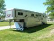 1995 4 STAR TRAILERS HORSE TRAILER