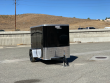 2020 LOOK TRAILER ST 5X8 ENCLOSED MOTORCYCLE TRAILER
