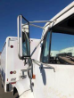 GOOD USED DRIVER SIDE VIEW MIRROR FOR A 1999 INTERNATIONAL 4900 MAKE: