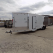 LEGEND EXPLORER 7' X 27' SNOWMOBILE TRAILER - DOWN & PAYMENTS FROM W.A.C - GUARANTEED BEST DEAL