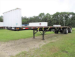 FONTAINE 48X102 STEEL FLATBED TRAILER - AIR RIDE, FIXED SPREAD AXLE