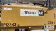 WARREN POWER SYSTEMS WCW-84-MH S/A BUMPER PULL