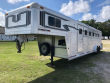 1995 4 STAR TRAILERS HORSE TRAILER