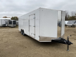 2021 DISCOVERY TRAILERS 8.5X24 ENCLOSED CARGO TRAILER W/ REAR RAMP DOOR