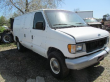 2000 FORD E350 SALVAGE TRUCK