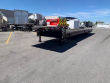 LANDOLL 930 POWER TAIL TRAVELING AXLE TRAILER