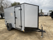 2021 DISCOVERY TRAILERS 6X12 ENCLOSED CARGO TRAILER W/ EXTRA HEIGHT