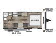 2021 K-Z RV SPORTSMEN CLASSIC 160