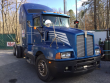1995 KENWORTH T600 LOT NUMBER: T-SALVAGE-1520