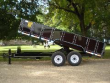 2019 CHAPARRAL TRLRS OF IOWA DUMP TRAILERS