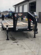 2018 USED H&H TRAILERS 20+5 GOOSENECK HEAVY DUTY LOW PRO HIGH DECK DUAL TANDEM AXLES
