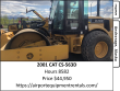 2001 CATERPILLAR CS-563