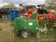 SMC TL 90 TOWER LIGHT - GENERATOR - KUBOTA ENGINE £150