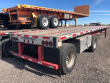 2015 TRANSCRAFT FLATBED TRAILERS