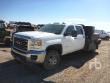 2014 GMC 3500HD CREW CAB 4X4