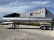 POLAR 7000 MC 307 WITH BRAND NEW TESTS AND VAPOR RECOVER CHEMICAL / ACID TANK TRAILER