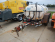 2008 WYLIE EXP800S TRAILER, WATER 800 GALLON MOUNTED ON