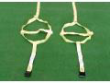 PAIR MASTER TOW DOLLY ADJUSTABLE STRAPS