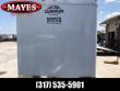 2020 6X12 SA CARGO MATE BL612SA ENCLOSED CARGO TRAILER - RAMP DOOR - 6 INCH ADDITIONAL HEIGHT (GVW: 2990)