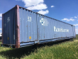 1979 STRICK CONTAINER CHASIS