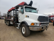 2007 STERLING DRYWALL FLATBED TRUCK FOR SALE2007 STERLING D