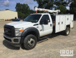 2012 FORD F-550 SD