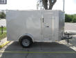 5X10 TRAILER V-NOSE ENCLOSED THERMA COOL CARGO TRAILER