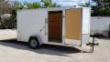 FOR RENT ONLY #4 6X12 INTERSTATE CARGO TRAILER STOCK# RENTAL #4