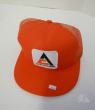 ALLIS-CHALMERS ORANGE MESH HAT