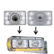 UNITED PACIFIC NOT SPECIFIED HEADLAMP ASSEMBLIES