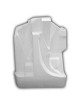 GMC TOPKICK C6000 LEFT FENDER EXTENSION