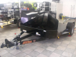 LOW PROFILE MOTOR CYCLE TRAILER 83 X 10 MOTORCYCLE TRAILER