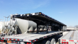 2015 MANAC 48 TO 80 FT EXTENDABLE TRIAXLE FLATBED