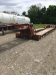 2007 TRAIL KING 55 TON LOWBOY TRAILER - 24FT 6INCH WELL, HYDRAULIC DETACH, NON-GROUND BEARING, TRI-AXLE, OUTRIGGERS