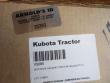 2016 KUBOTA V5285