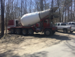 1997 ADVANCE CEMENT MIXER LOT NUMBER: SALVAGE-993