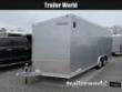 2019 HAULMARK 20' X 7' TALL ALUMINUM ENCLOSED CAR TRAILER 10K GVWR