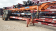 1990 LOADCRAFT 40' CONTAINER CHASSIS