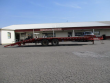 2007 HUDSON BROTHERS 25FT EQUIPMENT TRAILER