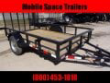 DOWN 2 EARTH TRAILERS 5X10UT UTILITY TRAILER STOCK# DTE510G29-77288