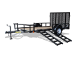 0 BIG TEX TRAILERS 35SA-RS (AVAILABLE