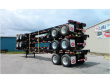 2020 DORSEY 40 FT CONTAINER TRAILER CHASSIS