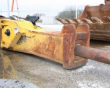 ATTACHMENTS - CONSTRUCTION MACHINERY ATLAS COPCO HB4200 DUSTPROTECTOR