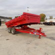 "LOAD TRAIL DT14 83"" X 14' DUMP TRAILER - FLARED SIDES - PAYMENTS FROM WITH DOWN W.A.C."